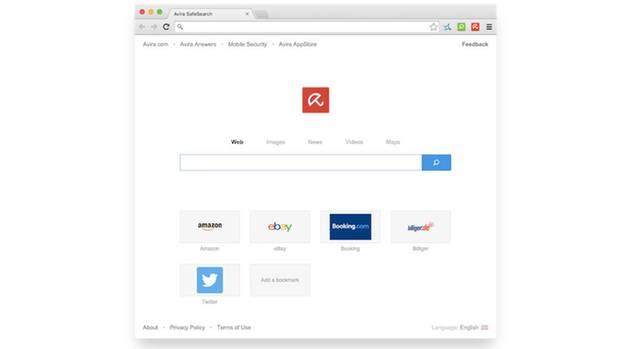So sieht der Avira-Browser aus