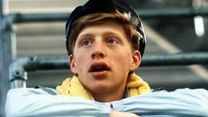 Vor 30 Jahren schrieb Boris Becker Geschichte
