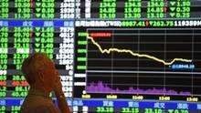 In China herrscht nach Kursverlusten an der Börse Alarmstimmung