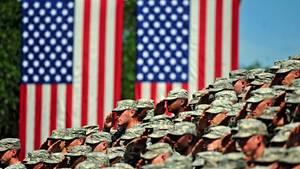 Die US-Armee verringert seine Bodentruppen um 40.000 Soldaten