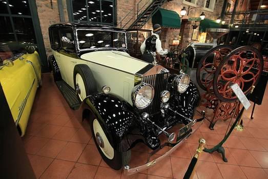 Rolls-Royce 20/25hp Limousine von 1935