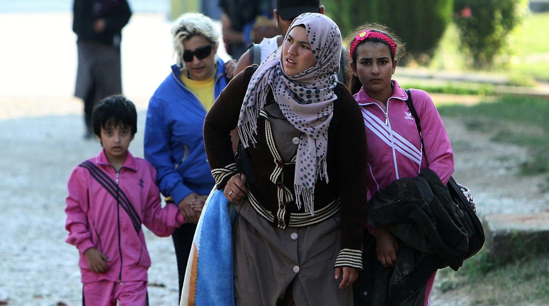 Immer mehr Flüchtlinge erreichen die EU über den westlichen Balkan