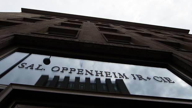 Die Privatbank Sal. Oppenheim in Köln