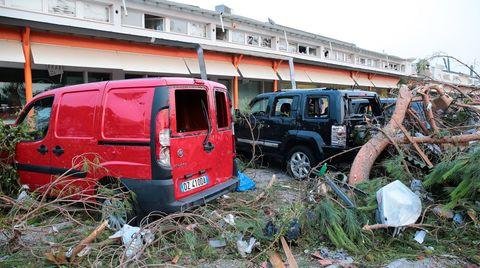 Ein heftiges Gewitter hat in Norditalien mindestens ein Menschenleben gekostet
