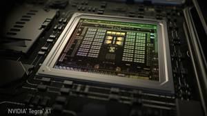 Nvidia Tegra X1 Chip schafft eine Billion Rechenoperationen pro Sekunde
