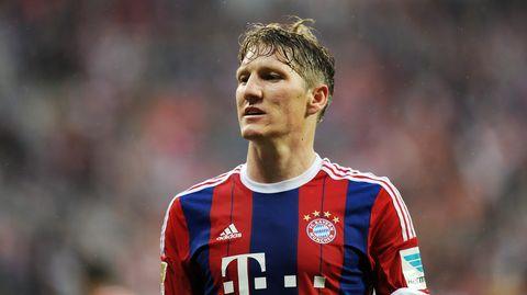 Manchester United bietet Bayern-Star Bastian Schweinsteiger einen Zweijahresvertrag