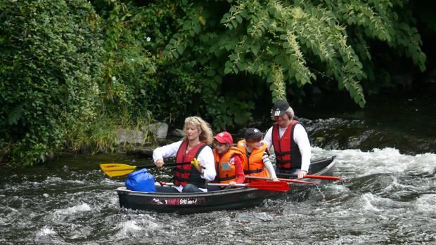 Wupperkanu bietet Rafting-Touren auf dem Rhein und Kanu-Touren auf der Wupper an