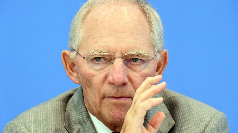 Wolfgang Schäubles Witz kam bei den Grünen gar nicht gut an