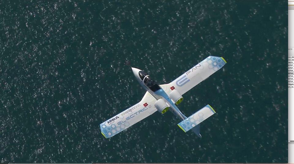 Follow Me: Ab durch die Luft ins Büro: Boeings Elektro-Taxi hebt erstmals ab
