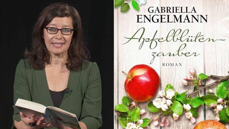 """Lesung der Woche: Gabriella Engelmann: Im """"Apfelblütenzauber"""" in ein neues Leben"""