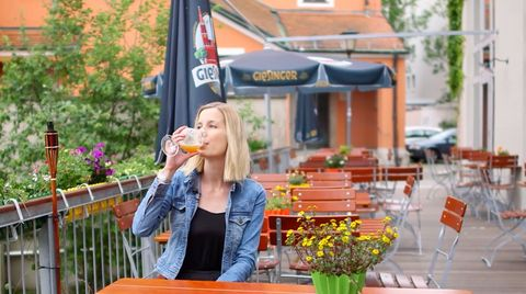 Annettes Lieblingsort : Giesinger Brauerei München