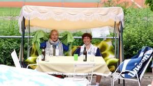 Veronikas Lieblingsort: Bob im Park in München