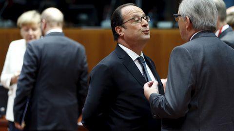 Gipfelgespräche in Brüssel