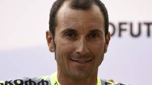 Ivan Basso bei der Eröffnungszeremonie der Tour de France