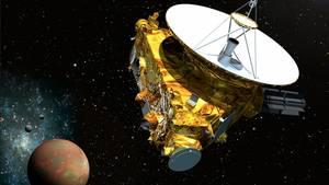 An der Grenze unseres Planetensystems: Die Nasa-Sonde New Horizon erreicht an diesem Dienstag den Zwergplaneten Pluto
