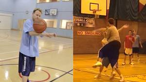 Basketballer Tom Conners