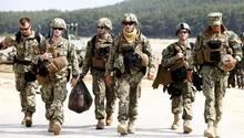 Transsexuelle sollen für den US-Militärdienst zugelassen werden.
