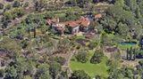 """Das Gelände, auf dem die """"Villa Santa Lucia"""" steht, ist rund acht Hektar groß."""