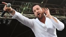 Sänger Michael Wendler zog sich bei Dreharbeiten für das Sommer-Dschungelcamp einen komplizierten Bruch an der rechten Hand zu