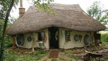 Sieht aus wie ein kleines Hexenhaus