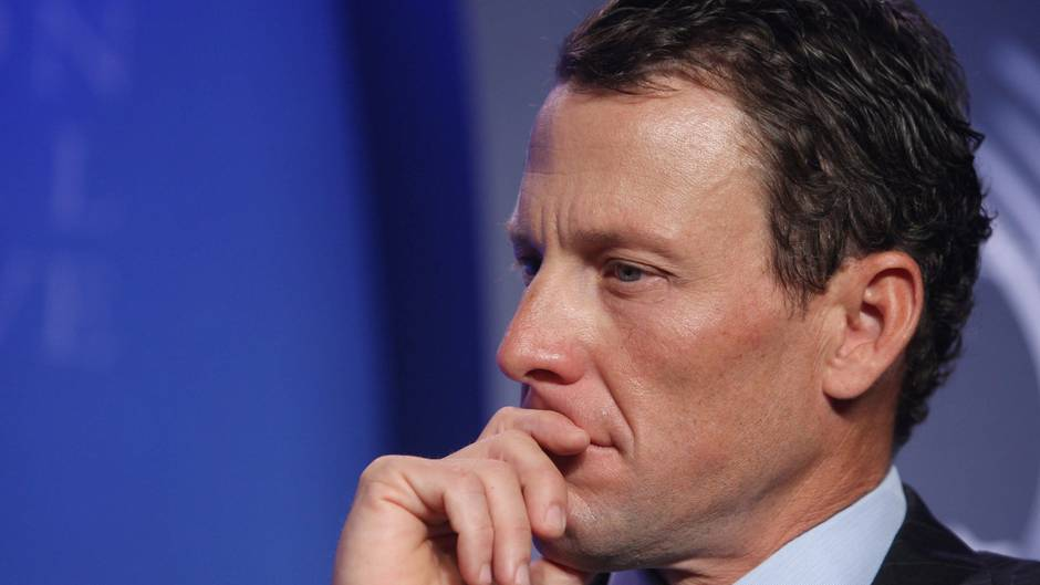 Lance Armstrong hat Zweifel an der starken Leistung von Tour Spitzenreiter Froome.