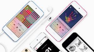der neue iPod Touch