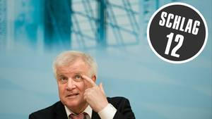 Horst Seehofer landet beim Ministerpräsidenten-Ranking auf dem vorletzten Platz