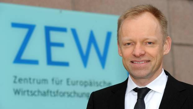 Cemens Fuest, Präsident des Zentrums für Europäische Wirtschaftsforschung (ZEW)