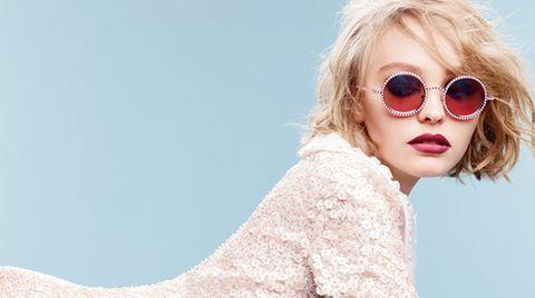 Lily-Rose Depp modelt seit kurzem für Chanel.