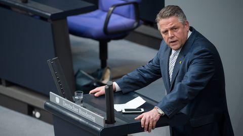 Debatte im Bundestag zur Griechenlandhilfe