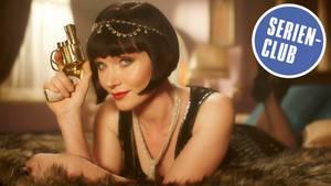 """Essie Davis in """"Miss Fisher's Murder Mysteries"""""""