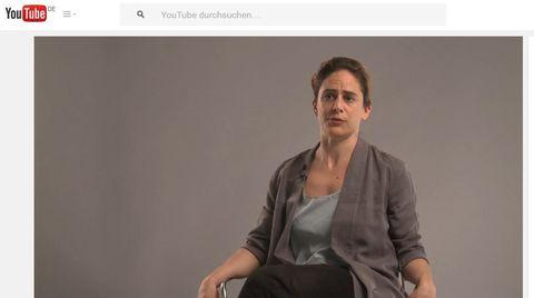 """Margarita Tsomou, die Herausgeberin des """"Missy""""-Magazins"""