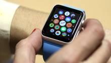 Die Apple Watch gibt es seit drei Monaten