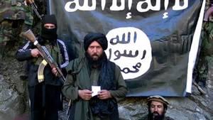Kämpfer des Islamischen Staates: Im Dörfchen Osve sollen die Dschihadisten eine Terrorzelle errichtet haben