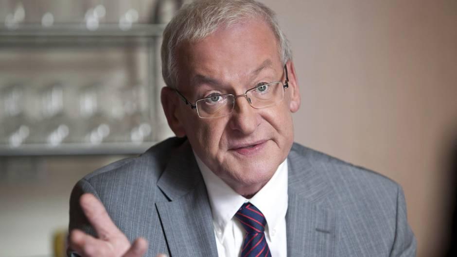 """Peter Zwegat, das finanzielle Gewissen: Seine Reality-Sendung """"Raus aus den Schulden"""" läuft inzwischen in der 12. Staffel."""