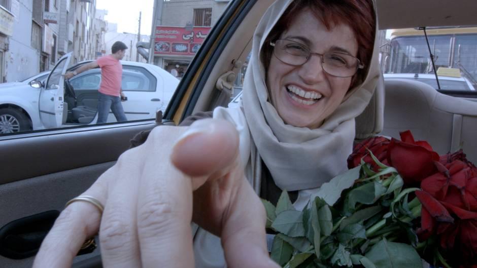 "Kinotrailer: ""Taxi Teheran"""