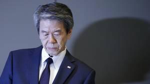 Toshiba-Chef Hisao Tanaka verlässt den Konzern