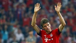 Thomas Müller - für 100 Millionen zu Manchester United