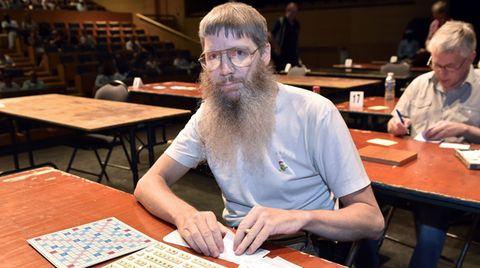 Nigel Richards ist der neue Scrabble-Meister in Frankreich.