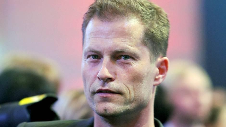 Der Schauspieler und Regisseur Til Schweiger