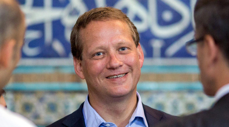 Eric Schweitzer, Präsident des Industrie- und Handelskammertages, hat sich gegen den Acht-Stunden-Arbeitstag ausgesprochen