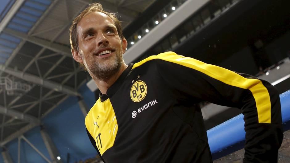 Thomas Tuchel, der neue Trainer von Borussia Dortmund