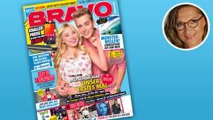 """Das aktuelle """"Bravo""""-Titelbild"""