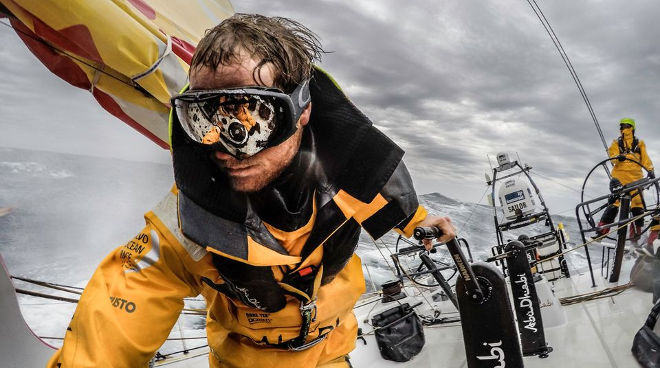 Volvo Ocean Race: Wellenritter