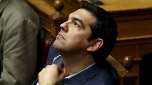 Alexis Tsipras hat Probleme sein Reformpaket umzusetzen