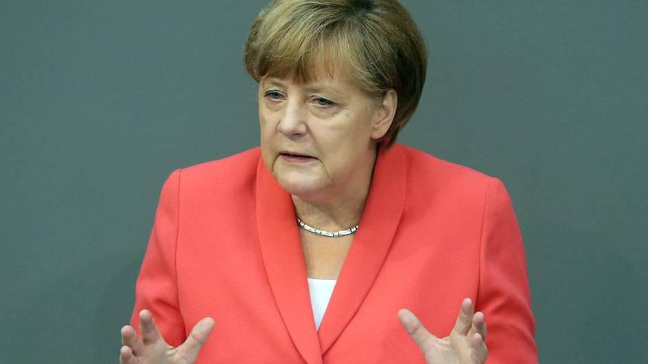 Kommt ein Einwanderungsgesetz? Angela Merkel soll dafür offen sein