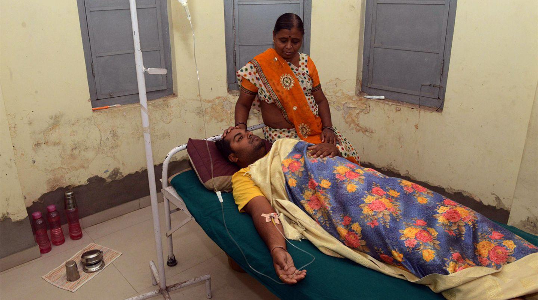 Nicht nur in Indien ist Hepatitis E ein Thema, auch hierzulande nehmen die Infektionen zu