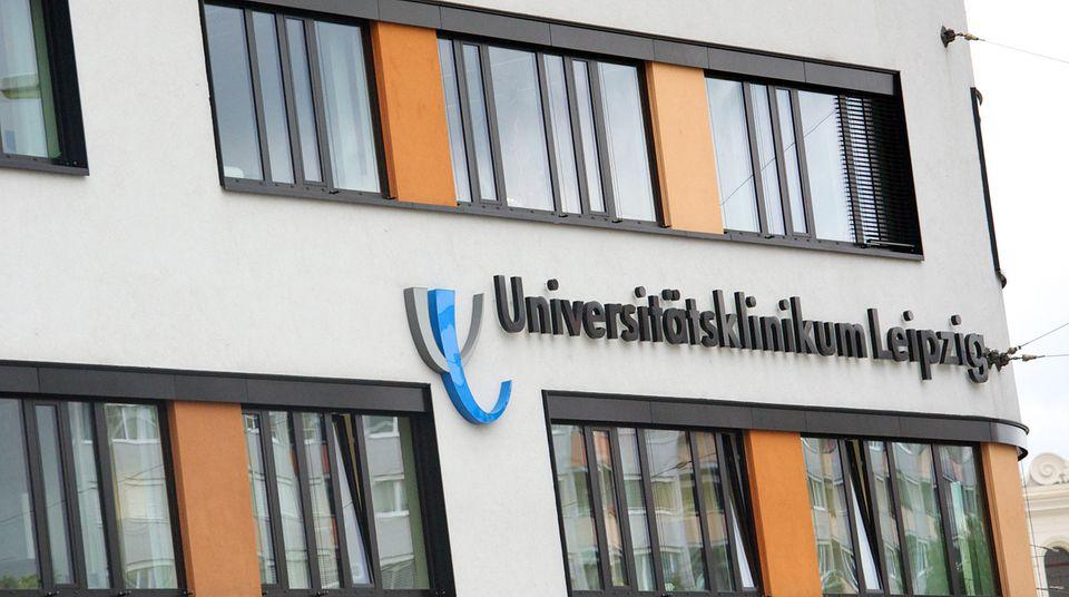 Schauplatz des Transplantationsskandals: das Universitätsklinikum Leipzig