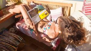 Traumurlaub auf vier Quadratmetern: So schön können die freien Tage auf dem heimischen Balkon sein.