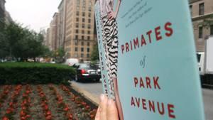 """Cover des Buches """"Primates of Park Avenue"""""""